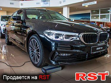 BMW 5-series 520d xDrive 2019
