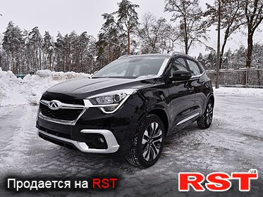 CHERY Tiggo 4 Luxury 2019