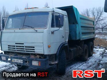 КАМАЗ 65111  2002