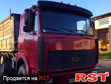 МАЗ 5432-Супер  1992