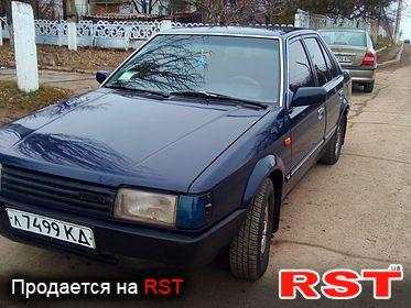 MAZDA 323 , обмен 1986