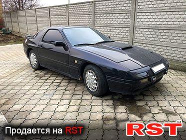 MAZDA RX-7 Turbo 1986