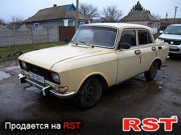 МОСКВИЧ 2140 , обмен 1983
