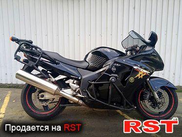 МОТО Спорт Турист Honda CBR1100XX Blackbird 1998